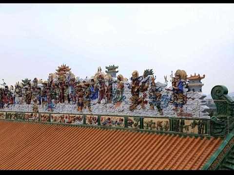 广州南粤苑旅游景点图片