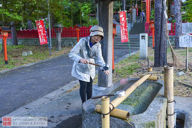 北海道伏见稻荷神社图片