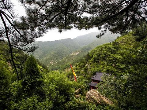 水帘峡风景区旅游景点图片