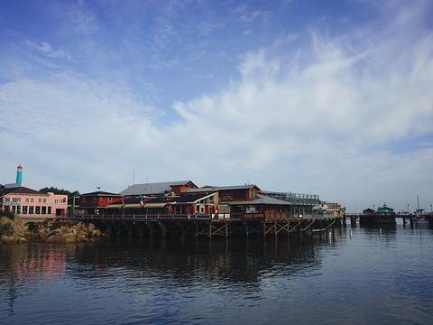 蒙特雷渔人码头旅游景点图片