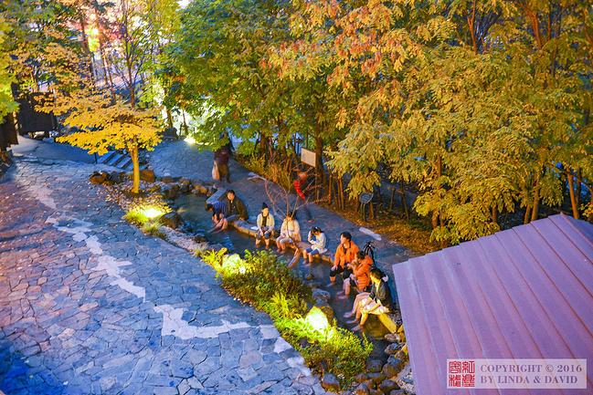 定山溪温泉 湯の花图片