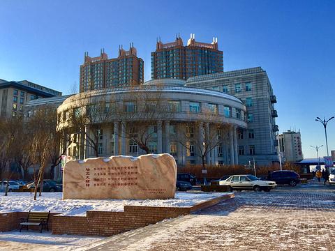 哈尔滨工业大学旅游景点图片