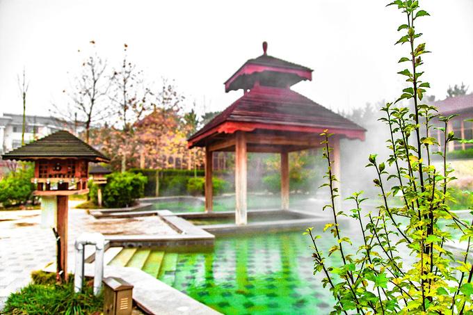 威海汤泊温泉图片