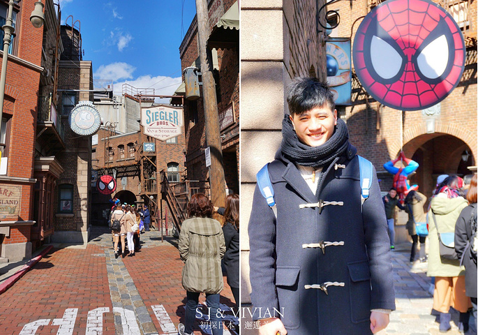 """""""大阪环球影城共有七块主要区域,分别是:哈利波特魔法世界,好莱坞区,纽约区,旧金山区,侏罗纪公园..._日本环球影城""""的评论图片"""