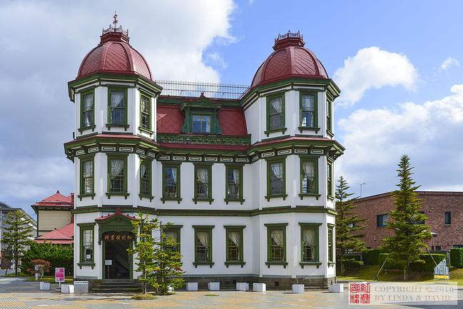弘前市立图书馆图片