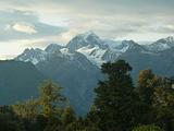 弗朗茨约瑟夫冰川旅游景点攻略图片