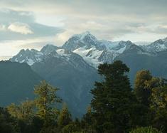 通过车轮,发现新西兰的美