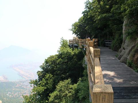 海上云台山旅游景点图片