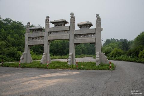 元帅林国家森林公园旅游景点攻略图