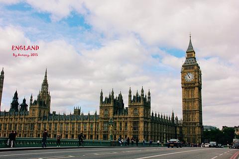 英国议会大厦旅游景点攻略图