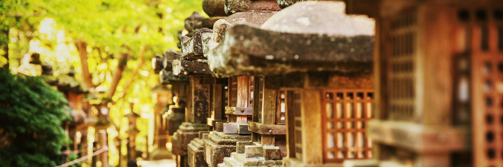 古朴与现代的融合——日本之行