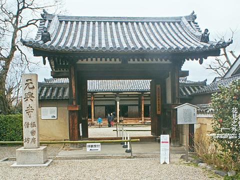 元兴寺旅游景点图片