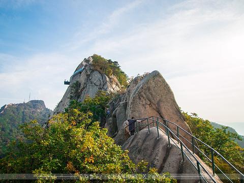 凤凰山旅游景点图片