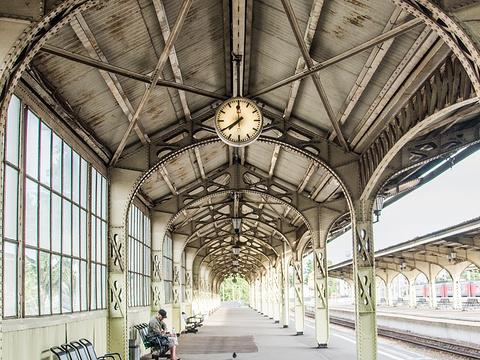 拉多加火车站旅游景点图片