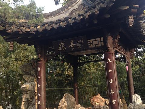 盆景园旅游景点图片