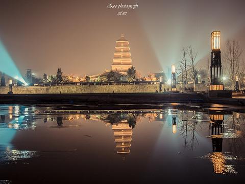 大雁塔旅游景点图片