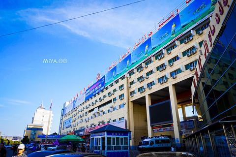伊犁州客运中心旅游景点攻略图