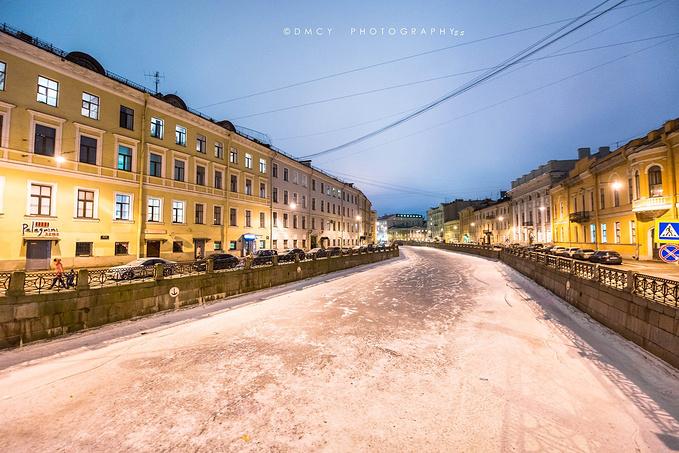 圣彼得堡美景图片