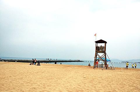第二海水浴场旅游景点攻略图