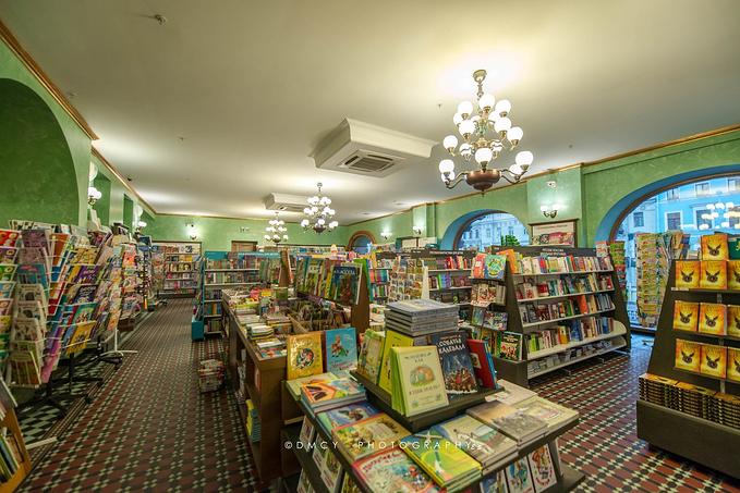圣彼得堡图书大楼图片
