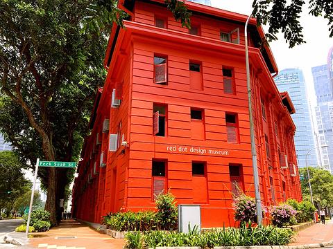 红点设计博物馆旅游景点图片