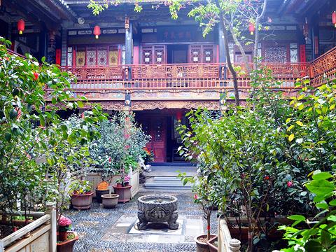 张家花园旅游景点图片