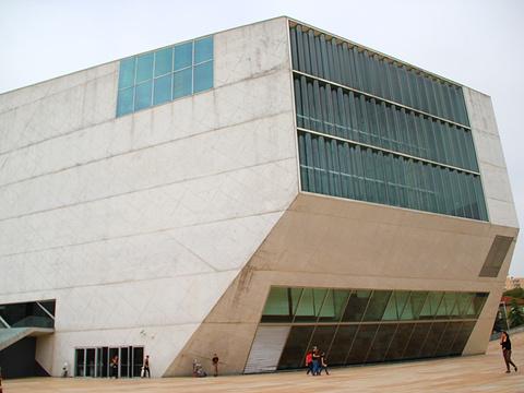 波尔图音乐厅旅游景点图片