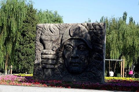 乌海煤炭博物馆旅游景点攻略图