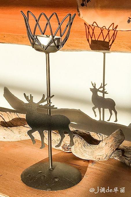 驯鹿主题餐厅图片