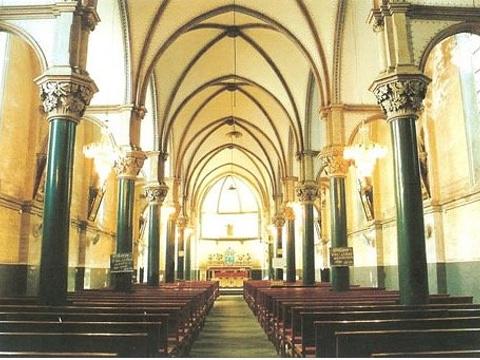 西直门天主堂旅游景点图片