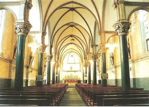 西直门天主堂的图片