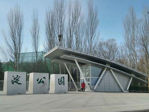海淀公园旅游景点图片
