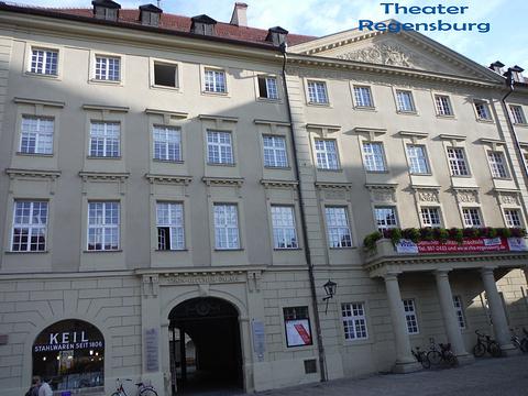 雷根斯堡剧院旅游景点图片