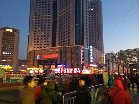 哈尔滨站旅游景点图片