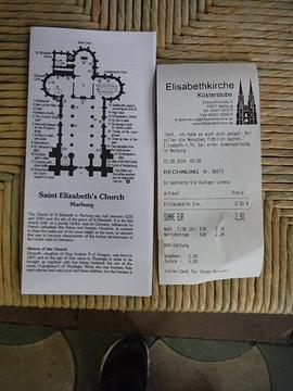 Elisabethkirche旅游景点攻略图