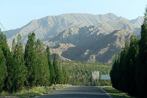 石嘴山旅游图片