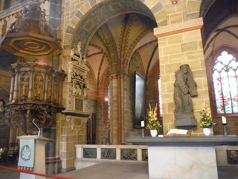 不莱梅圣彼得大教堂旅游景点图片