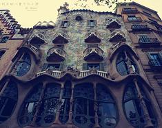巴塞罗那:探寻安东尼奥 高迪的建筑艺术创作密码—记伊比利亚半岛的三重文化之旅