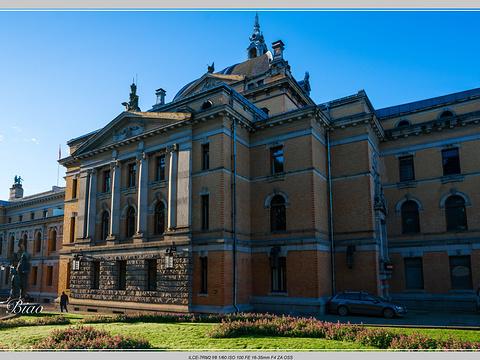 挪威国家美术馆旅游景点图片