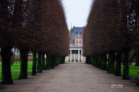 罗森堡宫旅游景点攻略图