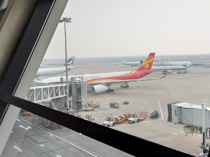 浦东国际机场图片