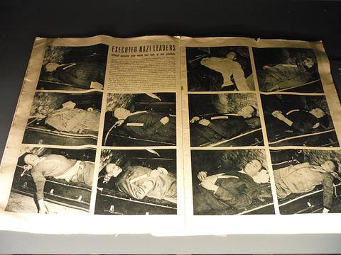 纳粹集结地档案中心旅游景点图片