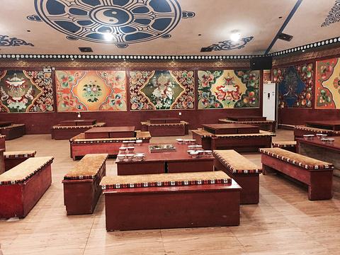 圣地藏家乐旅游景点攻略图