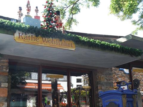 Kathe Wohlfahrt Weihanachtsdorf旅游景点图片