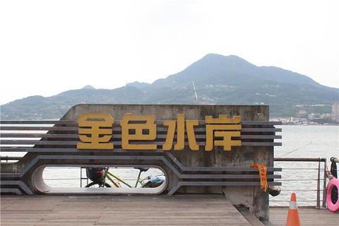 金色水岸自行车道旅游景点攻略图