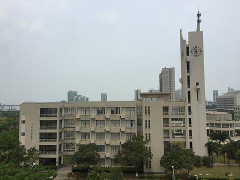 海南大学旅游景点攻略图