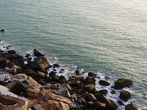 东方银滩旅游景点图片