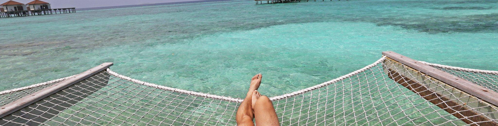 恋水马代:鲁滨逊的自在感受与中央格兰德的原始海洋