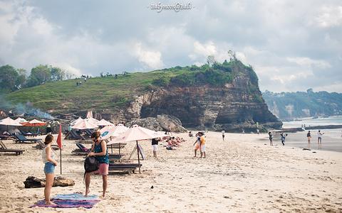 梦幻沙滩旅游景点攻略图