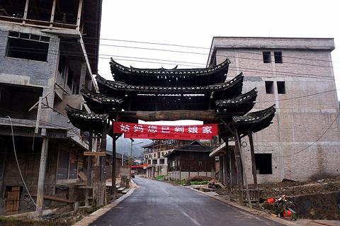 开觉平寨旅游景点攻略图